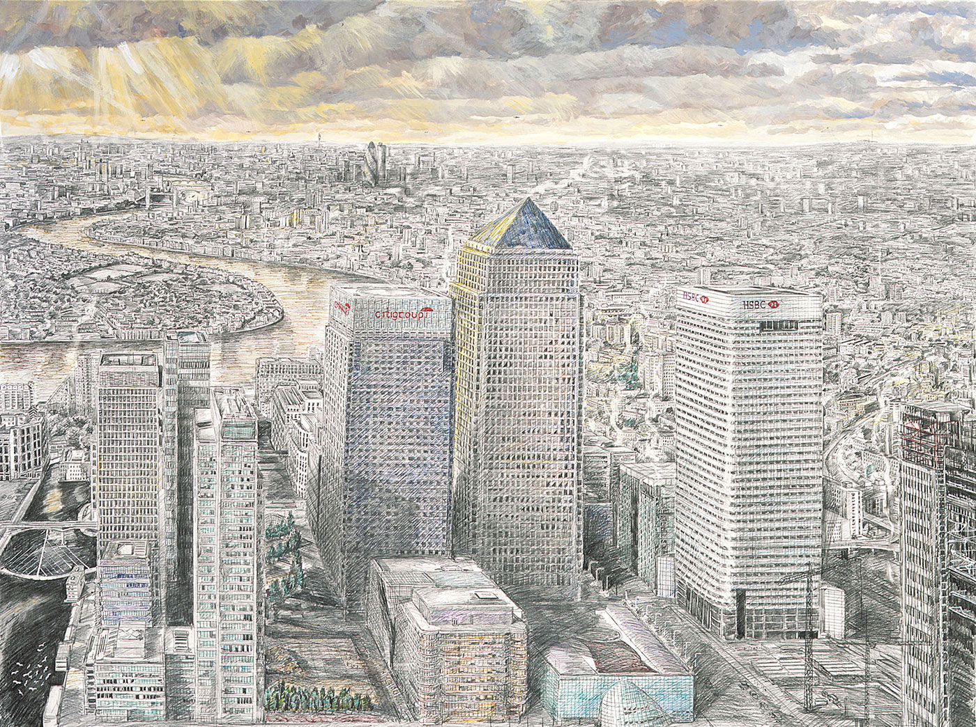 London Seen - The City In A New Light Exhibition